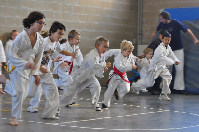 cours karate Mons Ko do Ryu